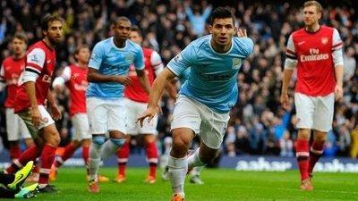 Premier: Manchester City Golea 6-1 al Arsenal