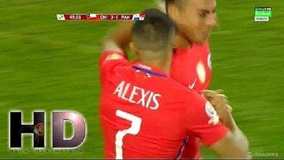 Chile vs Panamá (4-2) Goles Resumen Resultado Copa América Centenario 2016