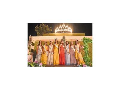 El Club Náutico coronó a sus reinas y princesas