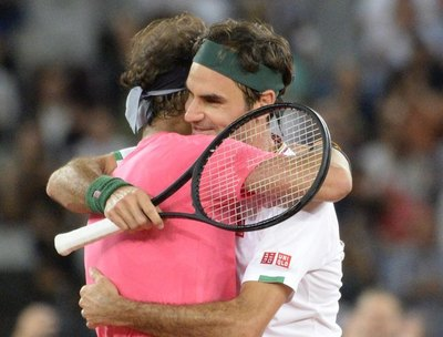 El juego Federer-Nadal impone un nuevo récord mundial