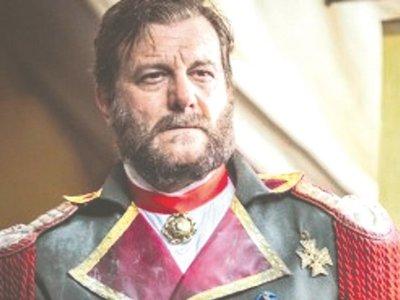 Un actor rapái va a ser   Francisco Solano López