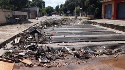 HOY / Pillados tirando basura a raudales deben pagar multa que supera los G. 200 millones