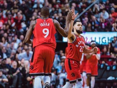 Raptors suman 14 triunfos seguidos
