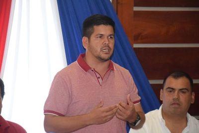 """Juanchi"" Maciel lanzó precandidatura a la intendencia nepomucena"
