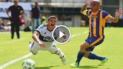 Olimpia vs Sportivo Luqueño (2-1) Goles, Resumen, Resultado, Apertura 2017