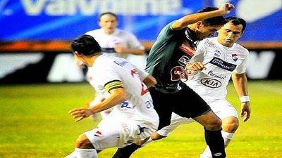Nacional vs Rubio Ñu (0-1) Resumen y Goles Apertura 2014