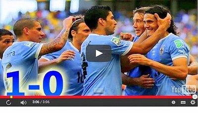 Uruguay vs Jamaica (1-0) Goles Resumen Resultado Copa America 2015
