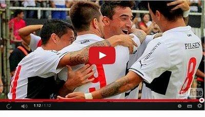 Olimpia vs Nacional (1-0) Goles Resumen Resultado Apertura 2015