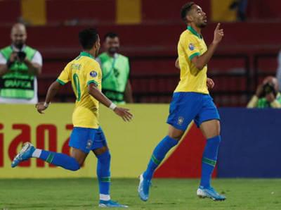 Brasil también saca pasaje para Tokio