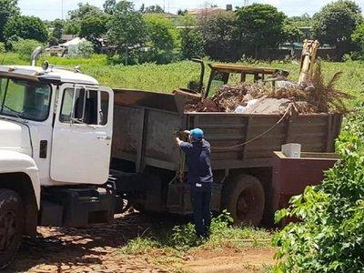 Los municipios aplican multas a los dueños que no limpian sus terrenos