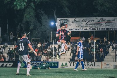 Cerro Porteño derrotó 4-1 al 12 de Octubre