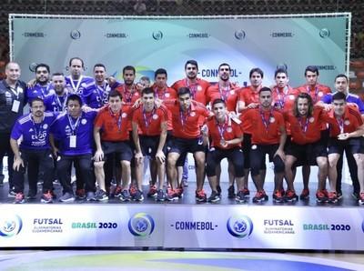 Paraguay venció 6-2 a Venezuela quedándose con el tercer lugar