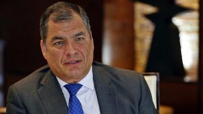 Ecuador: comienza el juicio contra Rafael Correa por fraude financiero y corrupción