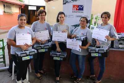 Programa del Mtess apunta a cursos de rápida salida laboral con pasantías para jóvenes