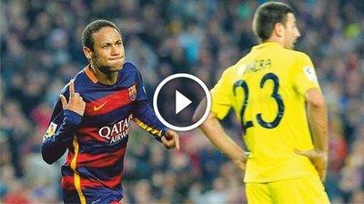 Impresionante Gol de Neymar que recorre el mundo (VÍDEO)