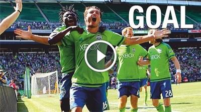 Nelson Haedo marca un golazo en su debut (VÍDEO)