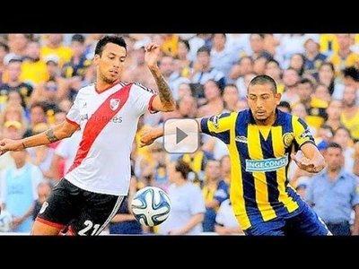 Rosario Central vs River Plate (1-1) Resumen y Goles Torneo Final 2014