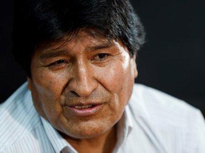 Evo Morales viaja a Cuba por motivos de salud