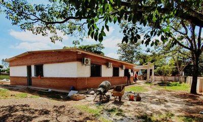 Prosiguen obras en Unidades de Salud Familiar en Alto Paraná