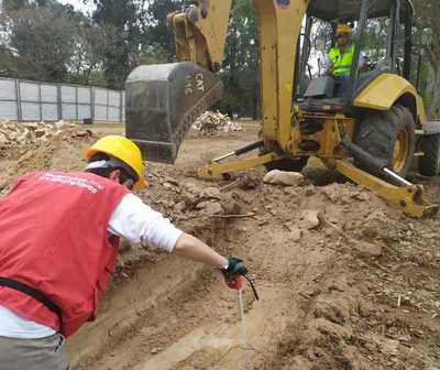 MOPC anuncia desvíos por obras del Corredor Vial Botánico