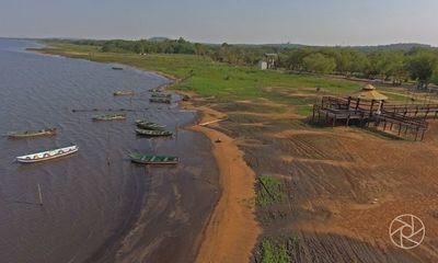 Camalotes, muro y represa... propuestas para salvar el Lago de Ypacaraí