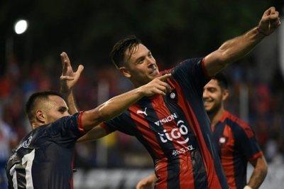 Cerro Porteño goleó al 12 de Octubre