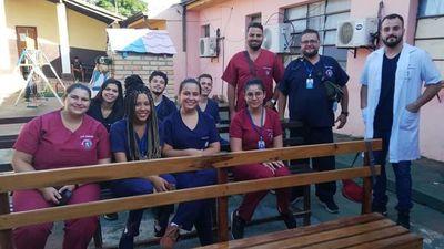Unos 18 alumnos de medicina harán residencia en Hospital de San Pedro