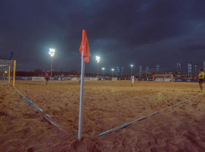La fiesta de la Superliga de Playa en Encarnación