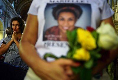 La policía brasileña mata a sospechoso del asesinato de Marielle Franco