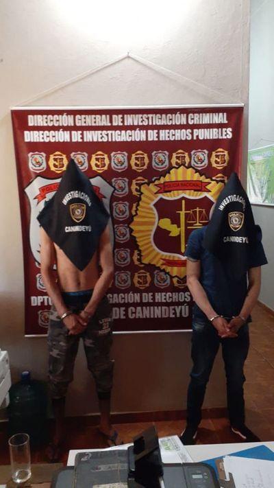 Caen delincuentes fugitivos de cárcel brasileño en Salto del Guairá
