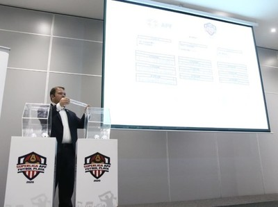 Confirman el calendario de la Superliga de Fútbol Playa