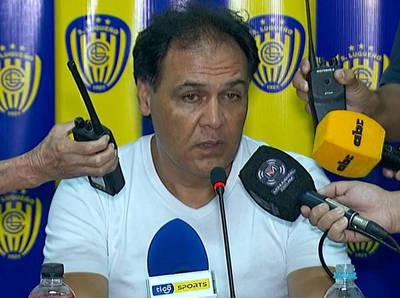 Celso Ayala destaca la contundencia de su equipo