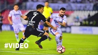 Nacional vs Olimpia (1-1) Goles, Resumen, Resultado, Copa Sudamericana 2017