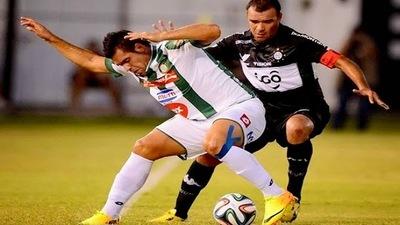 Rubio Ñu vs Olimpia (2