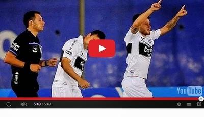 Olimpia vs Capiata (2-0) Goles, Resumen, Resultado Clausura 2014