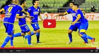 Caracas vs Deportivo Capiata (1-3) Goles Resumen Resultado Copa Sudamericana 2014