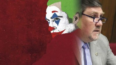 Joker iluminó a Blas Llano