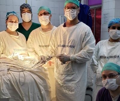 Nuevo logro de la medicina paraguaya