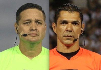 Los árbitros de la polémica, castigados y desprogramados