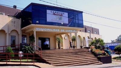 Interventor confirma aumento de recaudaciones en municipio de Lambaré