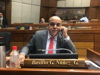 Ley de financiamiento: Basilio Núñez defiende versión sancionada por Diputados