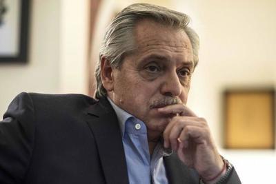 Fernández adelanta que Argentina no podrá pagar su deuda