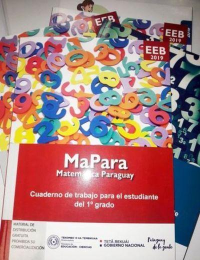 Errores en cuadernillos: Tras comunicado de la UE, Petta insinuó que la responsabilidad también es del ente internacional