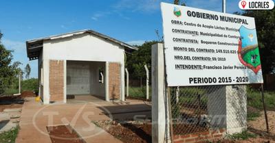 Avanza construcción de Centro de Acopio de Leche en Cambyretá