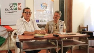 PCI y Municipalidad de Carmelo Peralta unen fuerzas para garantizar agua potable
