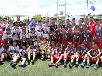 Olimpia Élite es el campeón de la Liga de Desarrollo