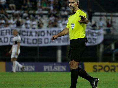 Conmebol Sudamericana con arbitraje guaraní
