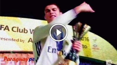 Así fue el enojo de Cristiano Ronaldo con un camarógrafo en Japón (Vídeo)