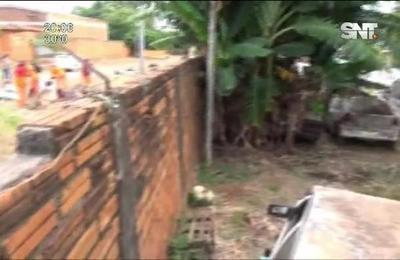 Ciudad del Este: El Aedes vive en un depósito de la Fiscalía.