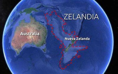 Revelan nuevos datos sobre el origen y la formación de Zelandia